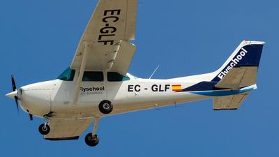 EC-GLF - Cessna 172N Skyhawk II - Flyschool