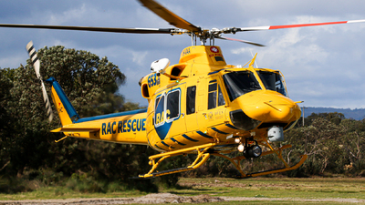VH-VAA - Bell 412EP - Lloyd Helicopters