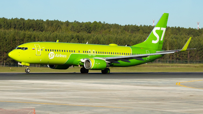 A picture of VPBLD - Boeing 7378Q8 - S7 Airlines - © David_Vlasov