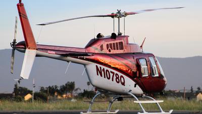 N1078Q - Bell 206B JetRanger - Private Air Taxi