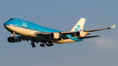 PH-BFR - Boeing 747-406(M) - KLM Royal Dutch Airlines