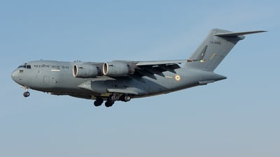 CB-8009 - Boeing C-17A Globemaster III - India - Air Force