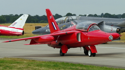G-TIMM - Folland Gnat T.1 - Private