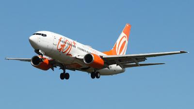 PR-VBX - Boeing 737-7BX - GOL Linhas Aéreas
