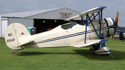 NC294F - Great Lakes 2T-1A - Private