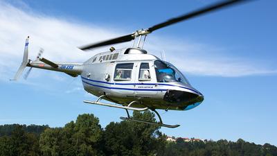 OM-XRB - Agusta-Bell AB-206B JetRanger II - Private