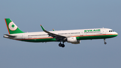 B-16220 - Airbus A321-211 - Eva Air