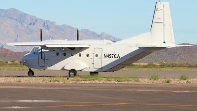 N497CA - CASA C-212-200 Aviocar - Rampart Aviation
