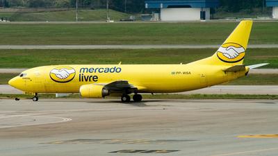 PP-WSA - Boeing 737-4Q8(SF) - Sideral Air Cargo