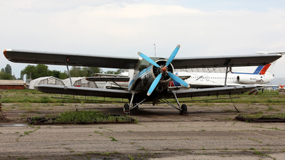 UP-A0244 - PZL-Mielec An-2 - Private