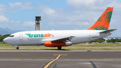N809TA - Boeing 737-209(Adv)(F) - Transair