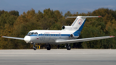 RA-87947 - Yakovlev Yak-40K - Petropavlovsk-Kamchatskoe Aviation Enterprise