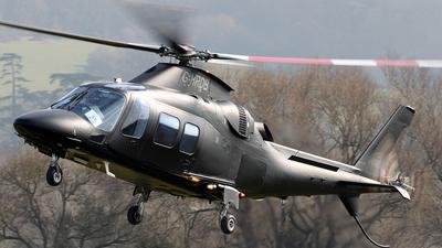 G-HRDB - Agusta-Westland AW-109SP - Private