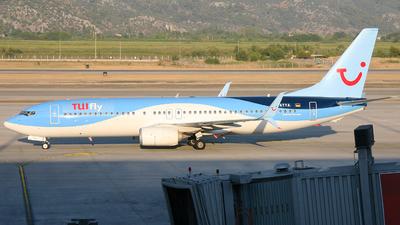 D-ATYA - Boeing 737-8K5 - TUIfly