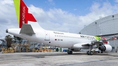 A picture of CSTNK - Airbus A320214 - TAP Air Portugal - © Goncalo Guimaraes