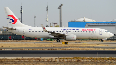 B-1772 - Boeing 737-89P - China Eastern Airlines