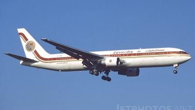 SU-GAO - Boeing 767-366(ER) - EgyptAir