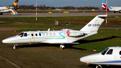 UP-CS301 - Cessna 525B CitationJet 3 - Kaz Air Jet