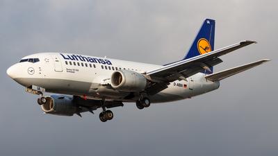 D-ABIA - Boeing 737-530 - Lufthansa
