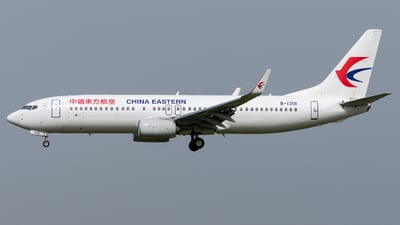 A picture of B1318 - Boeing 73789P - China Eastern Airlines - © PVG ZHANG