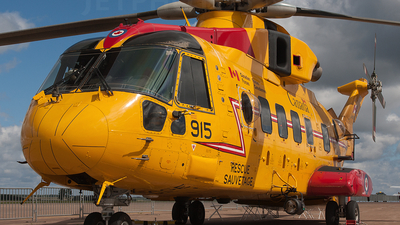 149915 - Agusta-Westland CH-149 Cormorant - Canada - Royal Air Force