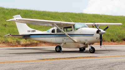 VH-UBR - Cessna TU206G Turbo Stationair - King Leopold Air
