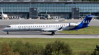 ES-ACB - Bombardier CRJ-900ER - Scandinavian Airlines (Xfly)