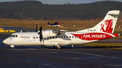 G-WLSH - ATR 42-300 - Air Wales