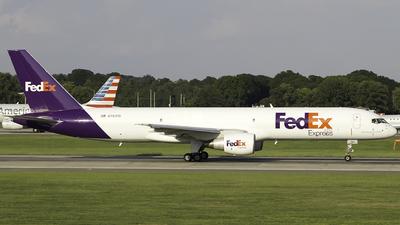 N781FD - Boeing 757-222 - FedEx