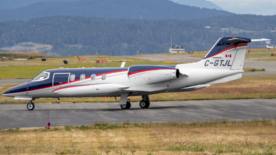 C-GTJL - Bombardier Learjet 35A - Sunwest Aviation