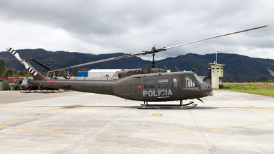 PNC-0723 - Bell UH-1H Huey II - Colombia - Police