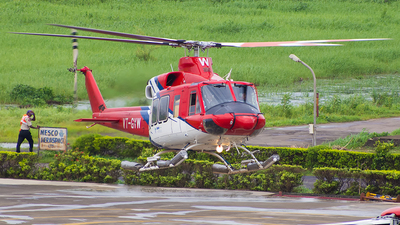 VT-GVW - Bell 412EP - Global Vectra Helicorp