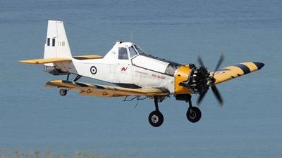 118 - PZL-Mielec M-18B Dromader - Greece - Air Force