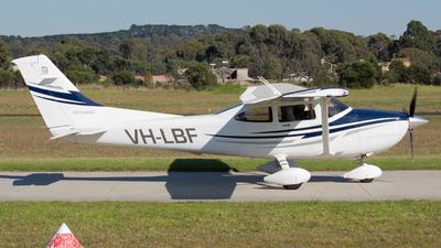 VH-LBF - Cessna 182T Skylane - Private