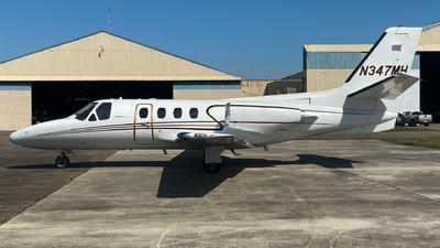 N347MH - Cessna 501 Citation - Private
