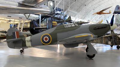 LF686 - Hawker Hurricane Mk.IIC - United Kingdom - Royal Air Force (RAF)
