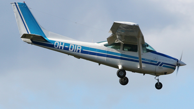 OH-DIR - Reims-Cessna F182Q Skylane II - Private