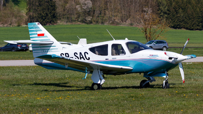 SP-SAC - Rockwell Commander 114TC - Pol Mack