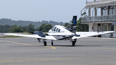 LV-HKK - Beechcraft G58 Baron - Private