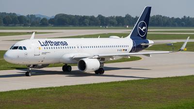 D-AIZX - Airbus A320-214 - Lufthansa