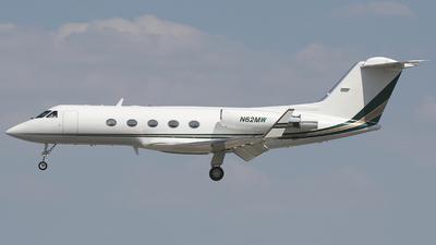 N62MW - Gulfstream G-III - Private