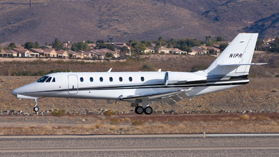N1PR - Cessna 680 Citation Sovereign - Private