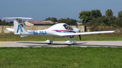 9A-PAA - Diamond DA-20-A1 Katana - Private