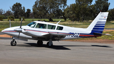 VH-SGZ - Piper PA-30-160 Twin Comanche B - Private