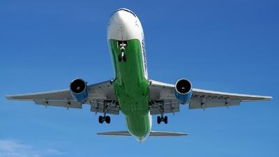 UK67002 - Boeing 767-33P(ER)(BCF) - Uzbekistan Airways Cargo