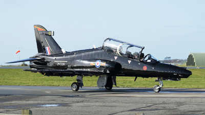 ZK024 - British Aerospace Hawk T.2 - United Kingdom - Royal Air Force (RAF)