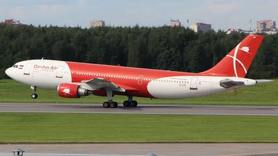 EP-FQM - Airbus A300B4-605R - Qeshm Air