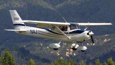 ZK-NAJ - Reims-Cessna FA152 Aerobat - Nelson Aviation College