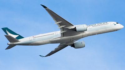 A picture of BLRC - Airbus A350941 - Cathay Pacific - © samuelau