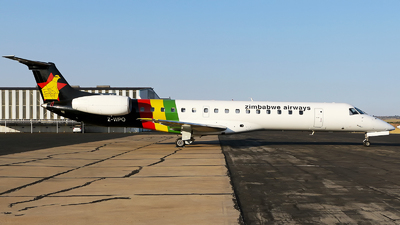 Z-WPQ - Embraer ERJ-145LR - Zimbabwe Airways